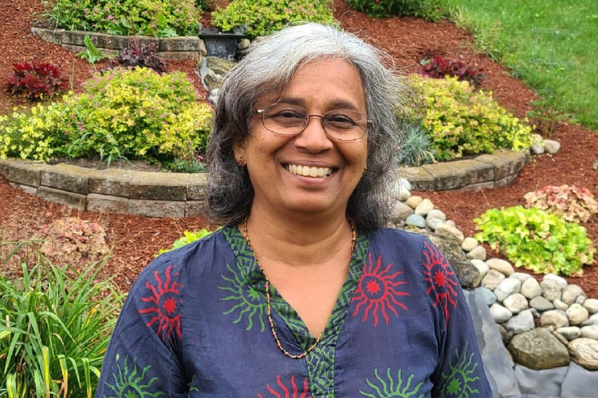 Mary Philip is Associate Professor for Lutheran Global Theology and Mission at the Martin Luther University College, Canada. One of her areas of expertise is Environmental Theology and Ecojustice. Photo: Mary Philip