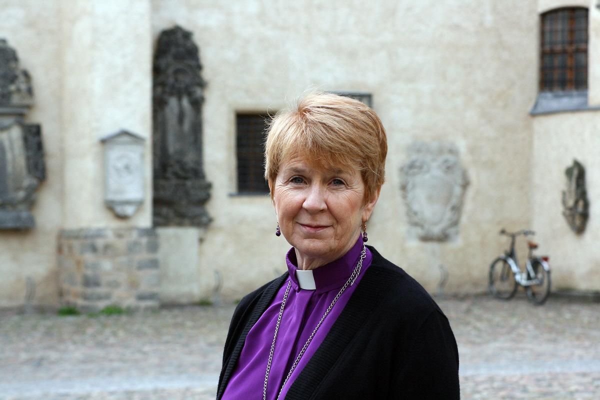 Bishop Deborah Hutterer of the Grand Canyon Synod, Evangelical Lutheran Church in America. In this Voices from the Communion interview, she talks about the church's ministry of serving migrants, changing populist rhetoric, and being open to change. Photo: LWF/A.Weyermülle