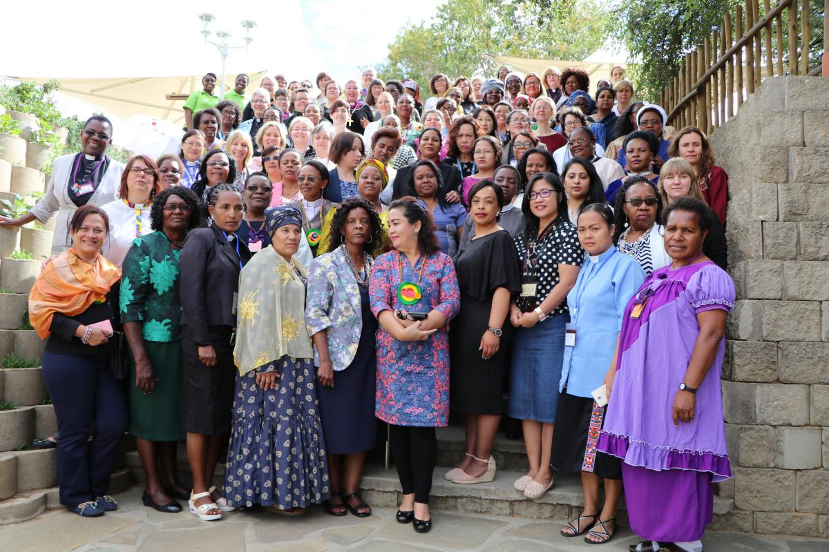 LWF Women Pre-Assembly, Windhoek, Namibia, 3-9 May 2017. Photo: LWF/Brenda Platero