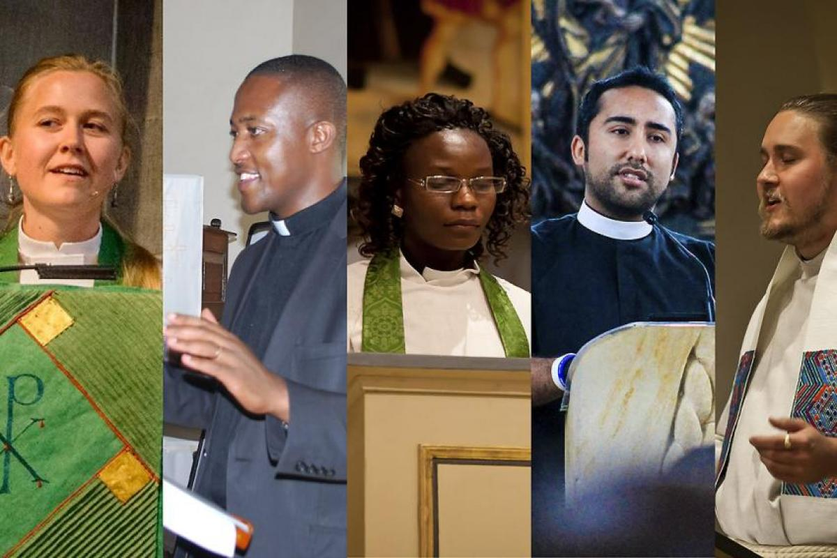 Vote online for the young preacher to deliver the closing sermon at the LWF Assembly in Windhoek.