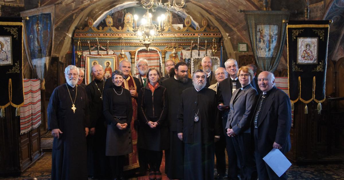 Lutheran-Orthodox Dialogue | The Lutheran World Federation