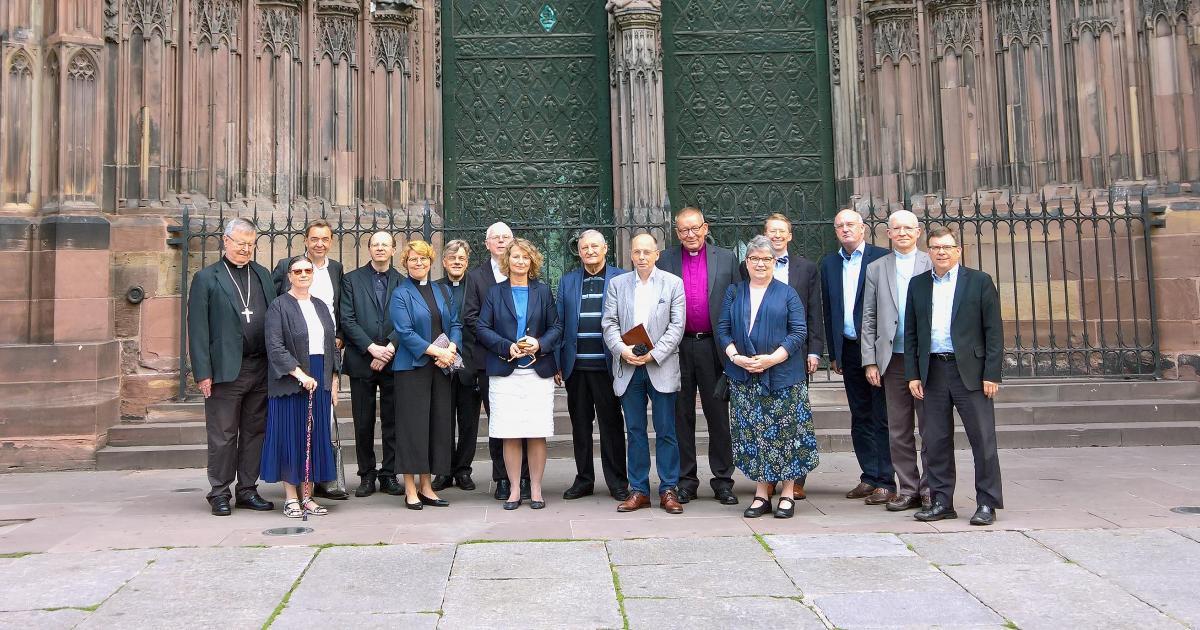 Lutheran-Roman Catholic Dialogue   The Lutheran World Federation