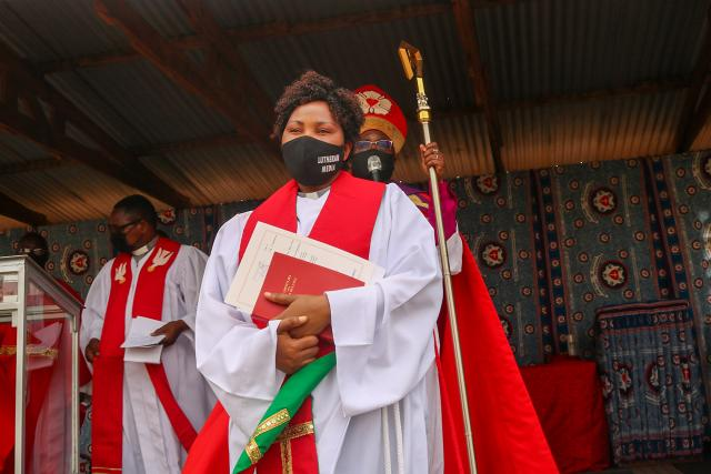 First woman ordained in the Evangelical Lutheran Church in Malawi